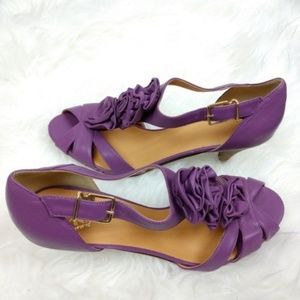 Anthropologie Shoes - Make an offer! Anthropologie Miss Albright Heels